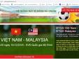 Trước giờ mở bán online, phát hiện trang đặt vé chung kết AFF Cup 2018 giả