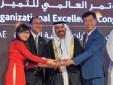 Vinh danh DN Việt Nam tại Lễ trao Giải thưởng Chất lượng Quốc tế châu Á - Thái Bình Dương 2018