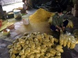 Hải Dương: Phát hoảng cơ sở trộn lưu huỳnh và chất tạo màu vào gần 1 tấn củ riềng