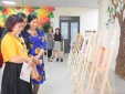 Triển lãm mỹ thuật tại trường Everest: Cuộc giao lưu văn hóa giữa hai nước Việt - Hàn