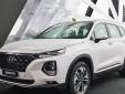 Thêm 5 triệu đồng, khách hàng nhận được trang bị vô cùng tiện nghi trên Hyundai Santafe 2019