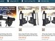 Các sàn giao dịch TMĐT phải kiểm tra, gỡ bỏ việc bán vũ khí dưới dạng đồ chơi