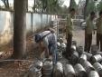 Tiêu hủy gần 1.500 lít bia hơi không rõ nguồn gốc xuất xứ
