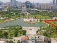 Hé lộ về doanh nghiệp đứng sau dự án 'xén' công viên Cầu Giấy làm bãi đỗ xe
