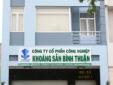 Thao túng cổ phiếu, nguyên chủ tịch Công ty Khoáng sản Bình Thuận bị tạm giữ hình sự