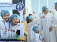 Diễn viên Mạnh Trường: 'Mong nhiều trẻ em được thụ hưởng chương trình sữa học đường hơn nữa'