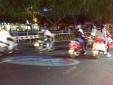 Đèn LED chiếu xuống đường giao thông: Nguy cơ xảy ra tai nạn rất cao
