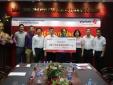 Xổ số Vietlott: Nam tài xế đến từ Nghệ An đeo mặt nạ nhận giải độc đắc hơn 29 tỷ đồng