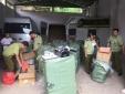 Chặn đứng gần 400 đôi giày có dấu hiệu giả mạo nhãn hiệu đang tuồn vào Việt Nam