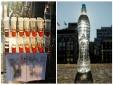 Nắng càng to chất độc trong chai nhựa càng có thể bị nhiễm vào nước uống, thực phẩm