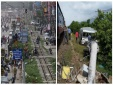 Lái xe băng qua đường sắt nếu bỏ qua những điều này khó 'giữ mạng sống'