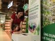 Chuỗi bán lẻ Việt tự tạo 'siêu thị xanh' thay lời nhắn 'bảo vệ môi trường'
