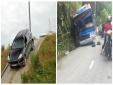 Lái ô tô xuống dốc - có thể mất mạng trong tích tắc nếu mắc những lỗi cơ bản này