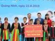 Trẻ em Quảng Ninh đón nhận ngôi trường mới từ Chủ tịch Quốc hội và hơn 71 ngàn ly sữa từ Quỹ sữa