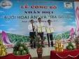 Cấp chứng nhận đăng ký nhãn hiệu cho sản phẩm trà Gò Loi và bưởi Hoài Ân