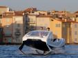 Thử nghiệm đưa hành khách qua sông Seine bằng taxi bay SeaBubbles