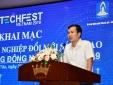 Thứ trưởng Bộ KH&CN: Doanh nghiệp là trung tâm trong hệ thống đổi mới sáng tạo quốc gia