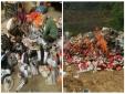 Tiêu hủy hơn 25.000 nghìn sản phẩm hàng hóa vi phạm