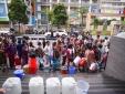 Lo nguồn nước bẩn, nhiều trường học ở Hà Nội ngừng sử dụng nước ô nhiễm