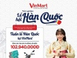 Vinmart khai mạc 'Tuần lễ hàng hoá Hàn Quốc', ra mắt thương hiệu Vinmart care