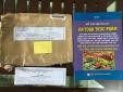 Xuất hiện đối tượng mạo danh quản lý thị trường bán sách an toàn thực phẩm