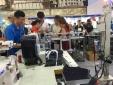 HanoiTex 2019: Cơ hội doanh nghiệp dệt may lựa chọn thiết bị công nghệ hiện đại