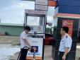 Bình Định: Phát hiện 10/44 cơ sở kinh doanh xăng dầu vi phạm pháp luật về đo lường