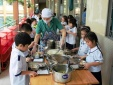Chuẩn hóa thực đơn dinh dưỡng cho học sinh tiểu học ở Lai Châu