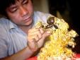 Những điều ít biết về làng nghề dát vàng Kiêu Kỵ