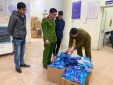 Tạm giữ lô hàng 300 chiếc 'thẻ đeo diệt Virus' nhập lậu tại Hà Nội
