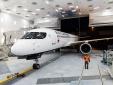 Airbus chi 1 tỷ euro cho dự án sản xuất máy bay chở khách A220