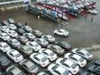 Doanh thu ô tô của Trung Quốc giảm 92% do virus corona