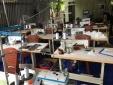 Lợi dụng nhu cầu tăng, chủ lò mổ lợn sản xuất 30.000 khẩu trang y tế giả