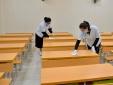 Bộ Y tế: Tăng cường thông thoáng khí cho lớp học thay vì dùng điều hòa và đeo khẩu trang