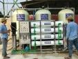 Lắp đặt hệ thống lọc nước mặn thành nước ngọt