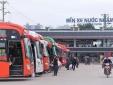 Toàn bộ xe chở khách đến/đi từ Hà Nội, TP.HCM bị tạm dừng