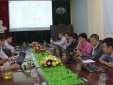 Công ty CP Gang thép Cao Bằng: Cải thiện hiệu quả quản lý trực quan bằng 5S