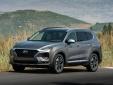 Hé lộ thiết kế mới nhất của Hyundai SantaFe 2021