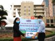 Vinamilk hỗ trợ 1 tỷ đồng tăng cường sản phẩm dinh dưỡng cho các y bác sĩ và bệnh nhân Bệnh viện Bạch Mai