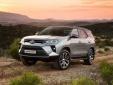 Toyota Fortuner phiên bản mới sắp chính thức ra mắt thị trường