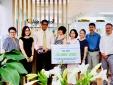 Ủng hộ 200.000 USD tiền mặt cùng hiện vật cho công tác phòng chống dịch COVID-19 tại Việt Nam