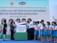34 ngàn trẻ em Quảng Nam đón nhận niềm vui uống sữa từ Vinamilk trong ngày 1/6