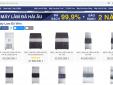 Máy làm đá viên Hải Âu: 'Nổ' quảng cáo đá sạch 99,9%, chất lượng liệu có đảm bảo?