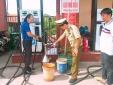 Bình Dương: Phạt 40 triệu đồng một doanh nghiệp mua bán xăng dầu sai quy định