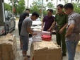 Lào Cai: Thu giữ hơn 2.000 đôi giày, dép không rõ nguồn gốc