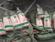 Thịt vịt đông lạnh nhập lậu từ Trung Quốc về bán chợ dân sinh