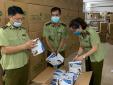 Phát hiện 200 thùng khẩu trang y tế không đảm bảo tiêu chuẩn chất lượng