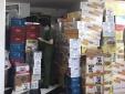 Phát hiện hơn nửa tấn bánh kẹo nhập lậu chuẩn bị tung ra thị trường