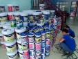 Tạm giữ 381 thùng sơn các loại nhãn hiệu 'Deluk' nhái 'Dulux'