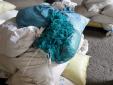 Bình Dương: Phát hiện, thu giữ hàng tấn găng tay y tế đã qua sử dụng chuẩn bị xuất bán